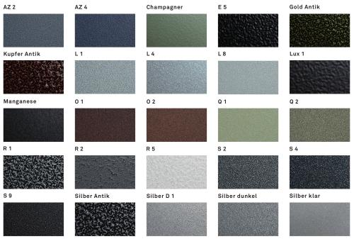 Häufig Farben   Eucotherm TD29